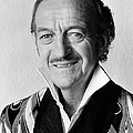 David Niven In Trail Of The Pink Panther  by Silver Screen
