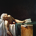 David: The Death Of Marat by Granger