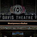 David Theatre Neon - Montgomery Alabama by Mountain Dreams