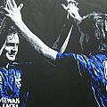 Davie Cooper - Ally Mccoist - Glasgow Rangers Fc by Geo Thomson
