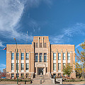 Dawes County Courthouse by HW Kateley