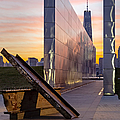 Dawn At The Empty Sky Memorial by Susan Candelario
