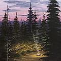 Dawn Fire by Jack Malloch