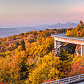 Dawn On The Blue Ridge Parkway by Pierre Leclerc Photography