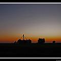 Dawn On The Farm by Debbie Portwood