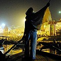 Dawn On The Ganges by Greg Holden