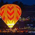 Dawn Patrol- Reno Balloon Race by Steve Rowland