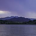 Dawn With Rain by Lorraine Harrington