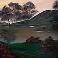 Dawn's New Day by Cynthia Adams