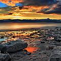Daybreak In Craigleith by Andrzej Pradzynski