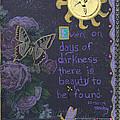 Days Of Darkness by Donna Blackhall
