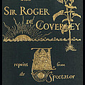 Days With Sir Roger De Coverley by Jack R Perry