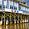 Daytona Beach Pier by Alice Gipson