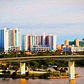 Daytona Bridge by Alice Gipson
