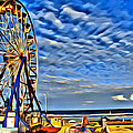 Daytona Ferris Wheel by Alice Gipson