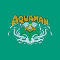 Dc - Aquaman Splash by Brand A