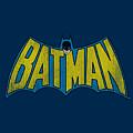 Dc - Classic Batman Logo by Brand A