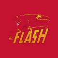 Dc - Flash Speed Distressed by Brand A
