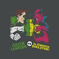 Dc - Gl Vs Sinestro by Brand A
