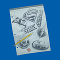 Dc - Logo Note Paper by Brand A