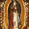de Arellano Virgin by Robert Kernodle