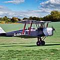 De Havilland Tiger Moth by Paul Gulliver