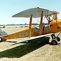 De-havilland Tiger Moth by Ted Denyer