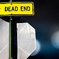 Dead End by Bob Orsillo