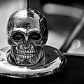 Dead Head Hood Ornament by Mike Martin