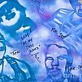 Dead Homiez by Tony B Conscious
