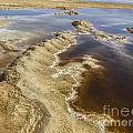 Dead Sea Landscape by Dan Yeger