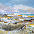 Dunes by Diana Rabinovich