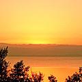 Dead Sea Sunset by Conor O'Brien