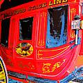 Deadwood Stagecoach by Jean Wright