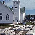 Deal Island Church by Skip Willits