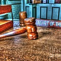 Dealing Justice by Dan Stone