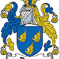 Deane Coat Of Arms Irish by Heraldry