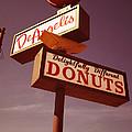 DeAngelis Donuts by Jim Zahniser