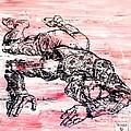 Death Of A Matador by Roberto Prusso