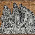 Death Of Christ by Carlos Diaz