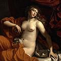 Death Of Cleopatra by Benedetto Gennari II