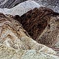 Death Valley Desert Rocks by Diana Hughes