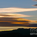 Death Valley Evening Sky by Bob Phillips
