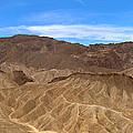 Death Valley Np Zabransky Point Ca 2 by David Zanzinger
