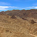 Death Valley Np Zabransky Point  by David Zanzinger