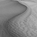 Death Valley Sand Dunes by Juli Scalzi
