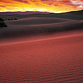 Death Valley Sunrise by Inge Johnsson