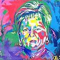 Deborah Lybrand by Janice Westfall