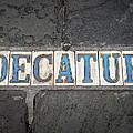 Decatur by Beth Vincent