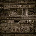 Decaying Building In Glasgow by Gareth Burge Photography